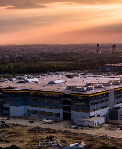 Centrum Logistyczne w Gliwicach
